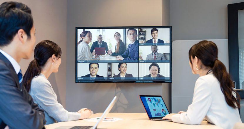 テレビ会議システムソリューション